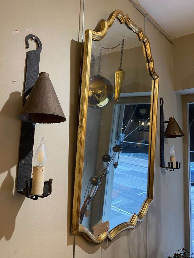 C1950 A Pair of French Candle Sconces