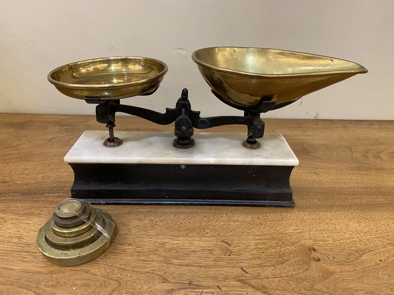 C1880 A Set of Victorian Sweet Shop Scales